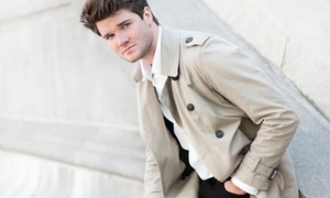 Thomas Carr'e Salon & Whimsy Beauty By Design: Men's Haircut with Optional Color or Three Haircuts at Thomas Carr'e Salon & Whimsy Beauty By Design (Up to 57% Off)