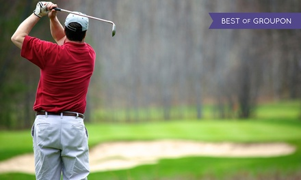 18-Hole Round of Golf Including Cart for Two or Four at Cattails Golf Club (Up to 47% Off)