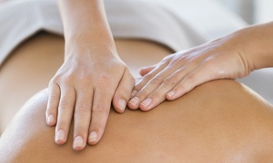 Eastern Natural Care: Massage, Acupuncture or Both at Eastern Natural Care (Up to 65% Off)