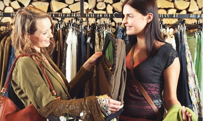 Clothes Mentor - Reno: $10 for $20 Worth of Upscale Resale Clothes and Accessories at Clothes Mentor