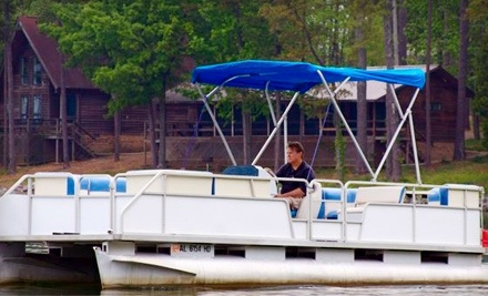 Scottsboro Boat Rental: Full-Day Weekday Pontoon Boat Rental - Scottsboro Boat Rental in Scottsboro