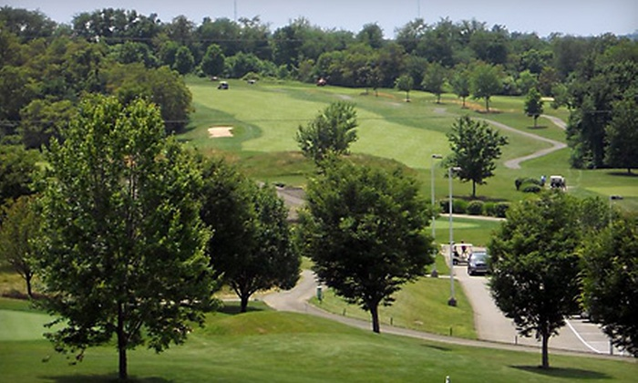 The Madison Club - Madison: $49 for a Golf Outing for Two at The Madison Club (Up to $108 Value)