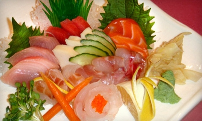 U-Me Sushi Hibachi Japanese Restaurant - Nanuet: $15 for $30 Worth of Japanese Fare at U-Me Sushi Hibachi Japanese Restaurant in Nanuet