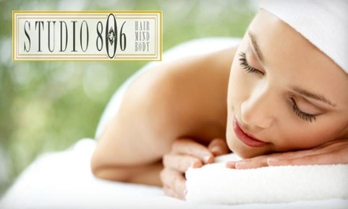 Studio 806 - Grant Ferry: $30 for a One-Hour Swedish Massage at Studio 806