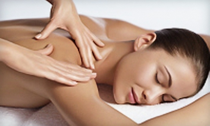 Blue Ocean Spa - Wexford: $79 for a Massage, Back Exfoliation, and Deep-Hydrating Facial at Blue Ocean Spa in Scarborough ($215 Value)