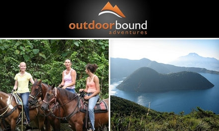 Outdoor Bound: $1,200 for an Eight-Day Multi-Sport Ecuador Vacation with Outdoor Bound
