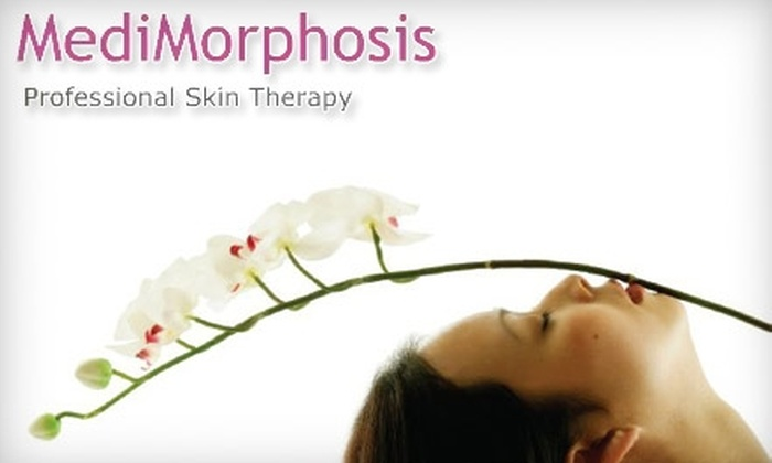 MediMorphosis Professional Skin Therapy - Port Royal: $25 for Custom Facial at MediMorphosis Professional Skin Therapy ($50 Value)