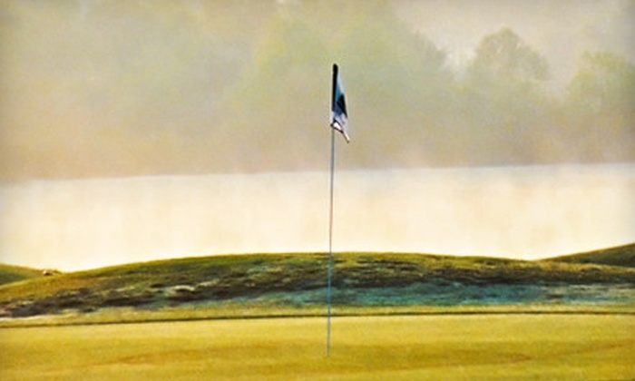 Northwoods Golf Club - Northeast Arcadia Lakes: $39 for an 18-Hole Golf Outing for Two with a Cart Rental at Northwoods Golf Club (Up to $78 Value)