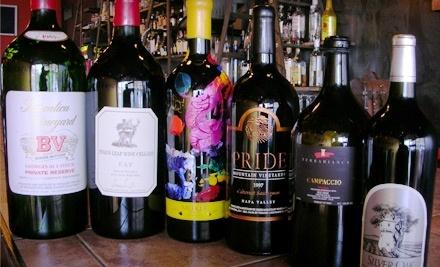 $30 Groupon to Wine Knot Bar & Bistro - Wine Knot Bar & Bistro in Kenosha
