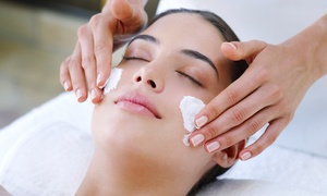 Eden Organics: Organic Natural Beauty or Vitamin C Facial or Microdermabrasion Treatment at Eden Organics (Up to 40% Off)