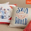 Up to 56% Off Personalized Pillows from Shutterfly