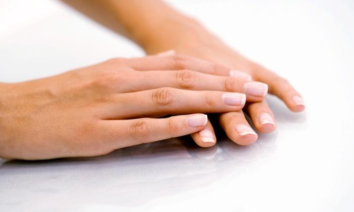 Gena Marie Hair Designs at Sola Salon Studios - Arden - Arcade: Luxurious Paraffin Hand Wax with Optional Salt Scrub and Massage  (50% Off)