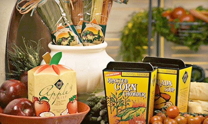 Plentiful Pantry - Centerfield: $25 for $50 Worth of Gourmet Groceries at Plentiful Pantry