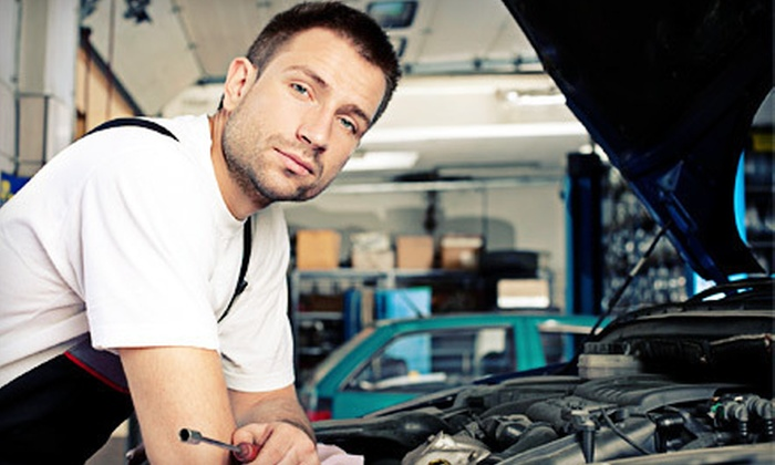 Express Oil Change - Multiple Locations: $35 for a Fuel-System Cleaning at Express Oil Change ($69.99 Value)