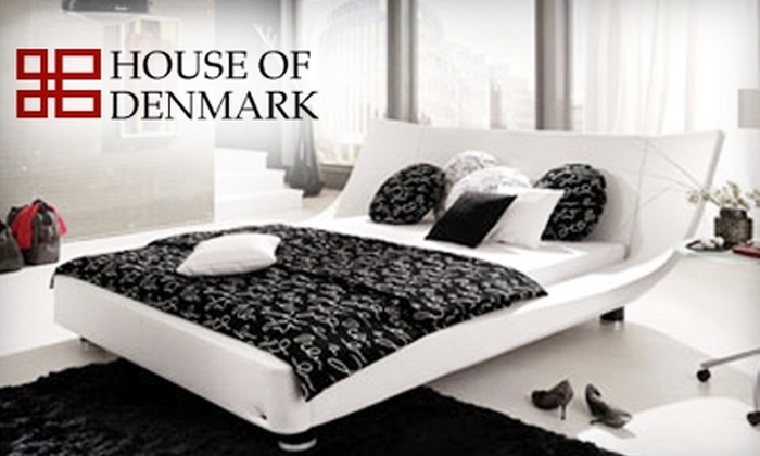 House Of Denmark   Overland Park: $125 For $375 Worth Of Contemporary Home  And Office