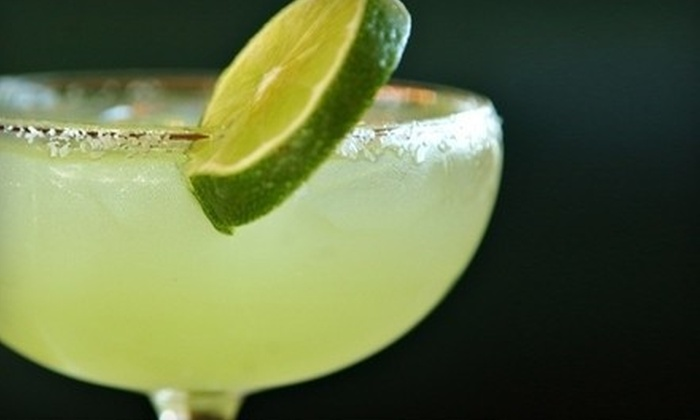 La Perla - Walker's Point: $20 for $40 Worth of Margaritas and Imported Beers, Plus an Order of Chips, Salsa, and Guacamole at La Perla ($40 Value)