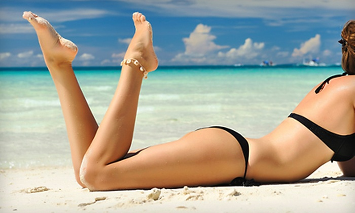 Malibu Tanz - Bay Terrace: $29 for One Month of Unlimited UV Tanning at Malibu Tanz on Staten Island ($64.99 Value)