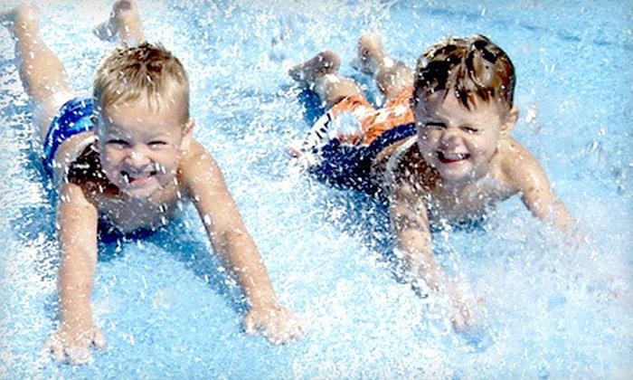The Beach Waterpark - Mason: $44 for Season Pass to The Beach Waterpark in Mason Plus Beach Towel ($99.98 Value)