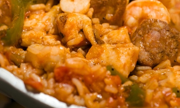 Aridi's Catering - Jordan: $20 for $40 Worth of Globally Inspired, Pre-Prepared Meals from Aridi's Catering