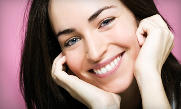 Ovation Med Spa - Great Uptown: Photofacial for Face or Face and Neck or Laser Peel for the Face or Face and Neck at Ovation Med Spa (Up to 79% Off)