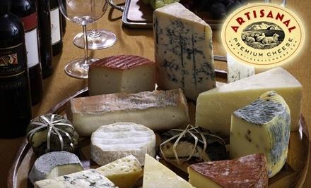 $50 Groupon to Artisanal Premium Cheese - Artisanal Premium Cheese in