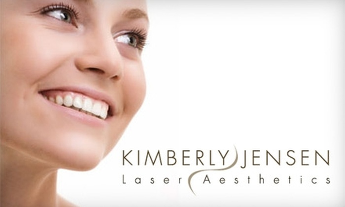 Kimberly Jensen Laser Aesthetics - Glenmore - Clifton Dilworth: $115 for Three Laser Hair-Removal Sessions at Kimberly Jensen Laser Aesthetics (Up to $270 Value)