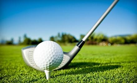 Emerald Hills Golf Course - Emerald Hills Golf Course in Redwood City