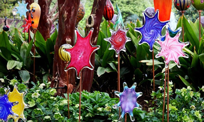 One Eared Cow Glass - The Congaree Vista: $15 for $30 Worth of Hand-Blown Glass Accessories at One Eared Cow Glass