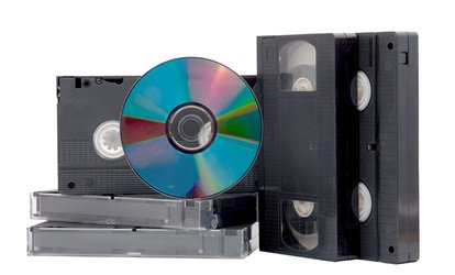 image for VHS To DVD Transfer For One, Five or Ten Tapes from £8 at Istech Solutions (Up to 79% Off)