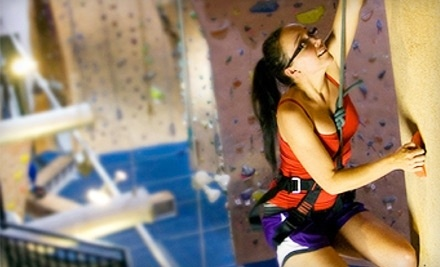 Hangar 18: Two 60-Minute Belaying Lessons, Two Full Days of Climbing, and Rental Equipment - Hangar 18 in Upland
