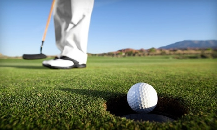 Farmington Woods Golf Course - Avon: $70 for Two One-Hour Private Golfing Lessons and Swing Evaluation at Farmington Woods Golf Course ($200 Value)