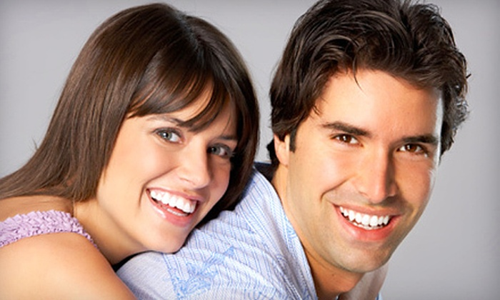 DaVinci Teeth Whitening  - Naples: In-Office Laser Teeth Whitening with Optional Take-Home Maintenance Kit at DaVinci Teeth Whitening (Up to 74% Off)