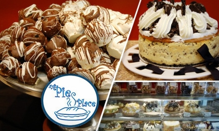 The Pie Place - Upper St. Clair: $10 for $20 Worth of Bakery Goods at The Pie Place