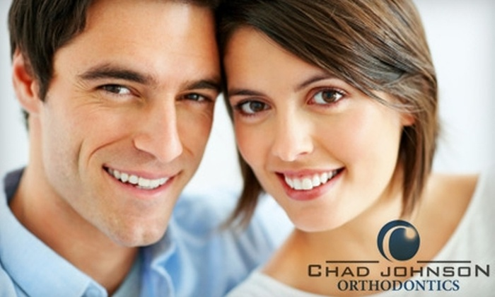 Chad Johnson Orthodontics - Harrisburg Town Center: $39 for an Exam, X-Rays, and $1,000 Off a Full Invisalign Treatment or Orthodontic Services at Chad Johnson Orthodontics ($195 Value)