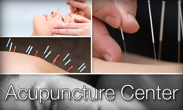 Acupuncture Center - Prairie Fields: $39 for a Traditional Chinese Acupuncture Treatment at Acupuncture Center ($120 Value)