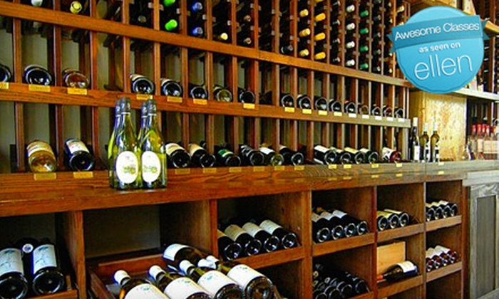 Wine Shoe - Castleberry Hill: Wine-Tasting Class for Two or Four at Wine Shoe