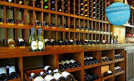 Wine-Tasting Class for 2 (a $70 value) - Wine Shoe in Atlanta