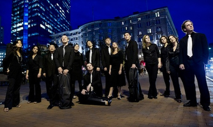 """A Far Cry Presents """"Heartbeats"""" - Fenway - Kenmore - Audubon Circle - Longwood: $24 for an Orchestra-Concert Night for Two to A Far Cry's """"Heartbeats"""" at Jordan Hall on February 24 (Up to $54 Value)"""