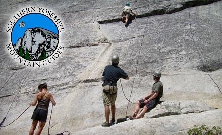 Southern Yosemite Mountain Guides - Southern Yosemite Mountain Guides in