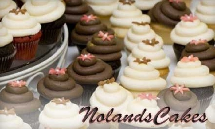 Noland's Cakes - Pleasanton: $20 for $40 Worth of In-Store Baked Goods at Noland's Cakes in Pleasanton