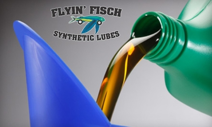Flyin' Fisch Synthetic Lubes - Mount Hope Huron Park: $20 for $45 Worth of Oil-Change Services at Flyin' Fisch Synthetic Lubes