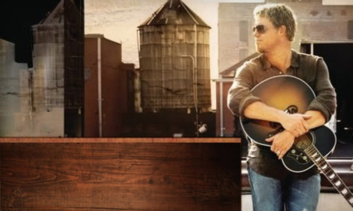 Pat Green with Alex Woodward - Core-Columbia: One Ticket to See Pat Green with Alex Woodard at House of Blues San Diego on October 23 at 7 p.m. (Up to $35 Value)