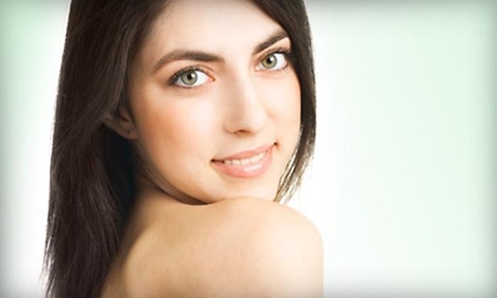 Cara Bella Studio - Cara Bella Studio: Teeth Whitening or Skincare Packages at Cara Bella Studio in Greenwood Village. Three Options Available.