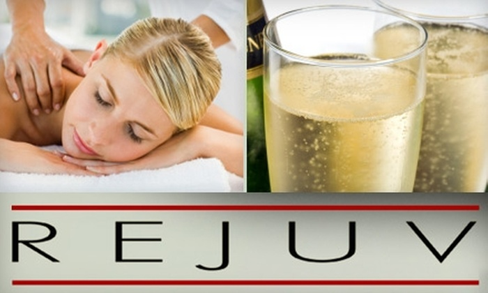 REJUV - Newport Beach: $20 for One General-Admission Ticket to the Rejuv Holiday Event at The Island Hotel Newport Beach on December 5 ($75 Value)