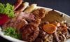 Schnitzelbank Restaurant - Jasper: $20 for $40 Worth of German Fare and Drinks at Schnitzelbank Restaurant in Jasper