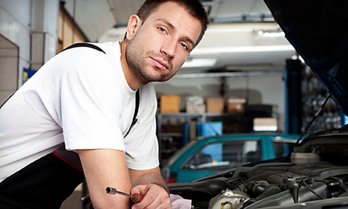 AAMCO Transmissions & Total Car Care Center - Reading: $34 for an Auto-Maintenance Package at AAMCO Transmissions & Total Car Care Center (Up to $129.99 Value)