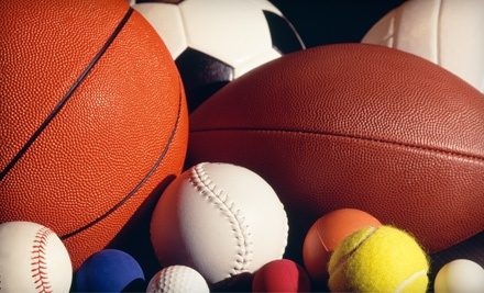 Admission for 2 People (up to a $10 value) - Missouri Sports Hall of Fame in Springfield