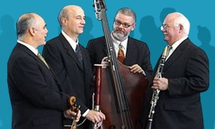 Pick-Staiger Concert Hall - Chicago: 58% off Tickets to Chicago Chamber Musicians