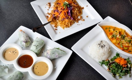 $15 Groupon to Green Papaya Organic Thai Cafe - Green Papaya Organic Thai Cafe in Eugene