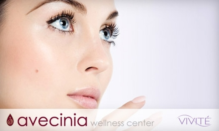 Avecinia Wellness Center - Woodward Park: $49 for One Vivite Chemical Facial Peel or $225 for Series of Six Peels at Avecinia Wellness Center